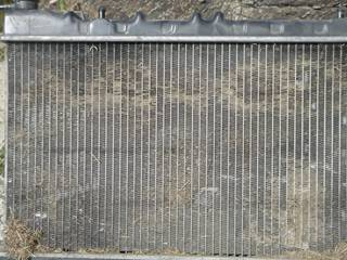 Dirty radiator